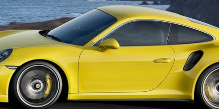 Porsche 911 Turbo 2016-2017