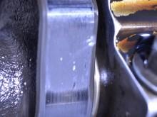 Износ кулачков распределительного вала двигателя