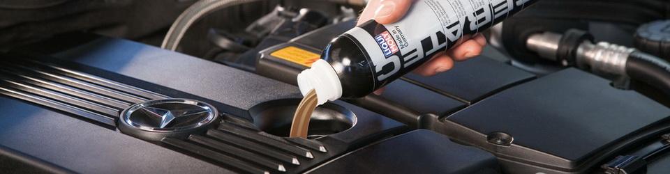 Присадки для двигателя в масло