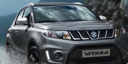Suzuki Vitara S 2016-2017
