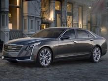 Фото нового Cadillac CT6 2016-2017 модельного года