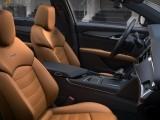 Один из вариантов отделки Cadillac CT6 2016-2017 фото