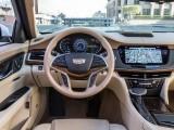 Оформление интерьера Cadillac CT6 2016-2017 фото