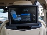 Дисплей для пассажиров задних сидений интерфейс