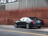 Дизайн кормы Cadillac CT 6 фото