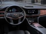 Интерьер Cadillac CT6 фото