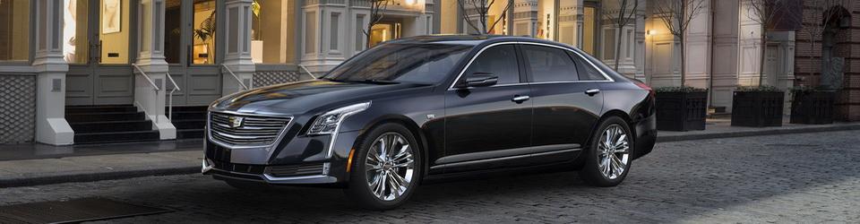 Cadillac CT6 2016-2017