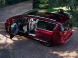 Конфигурация кузова Chrysler Pacifica 2016-2017 фото