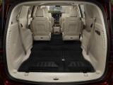 Один из вариантов конфигурации багажника Chrysler Pacifica