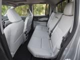 Задний ряд сидений Хонда Риджлайн