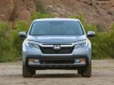 Пикап Honda Ridgeline фото вид спереди