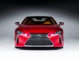 Новый Lexus LC 500 фото вид спереди