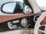 Mercedes E-Class 2016-2017 детали интерьера