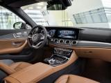 Интерьер Mercedes E-Class AMG Line 2016-2017 фото