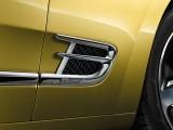 Вентиляционные отверсия на кузове Bentley Mulsanne Speed