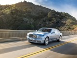 Внешний дизайн Bentley Mulsanne 2016-2017 фото