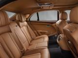 Задний ряд сидений в базовом варианте седана