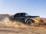 Ford F-150 Raptor 2016-2017 неплохо себя показывает в песках