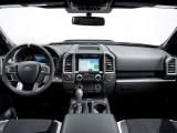 Архитектура передней панели Ford F-150 Raptor 2016-2017 фото