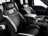 Комфортные передние кресла Ford F-150 Raptor 2016-2017