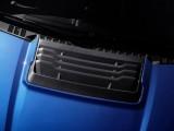Вентиляционная решетка на капоте Ford F-150 Raptor фото