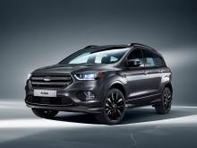 Обновленный Форд Куга 2016-2017 фото