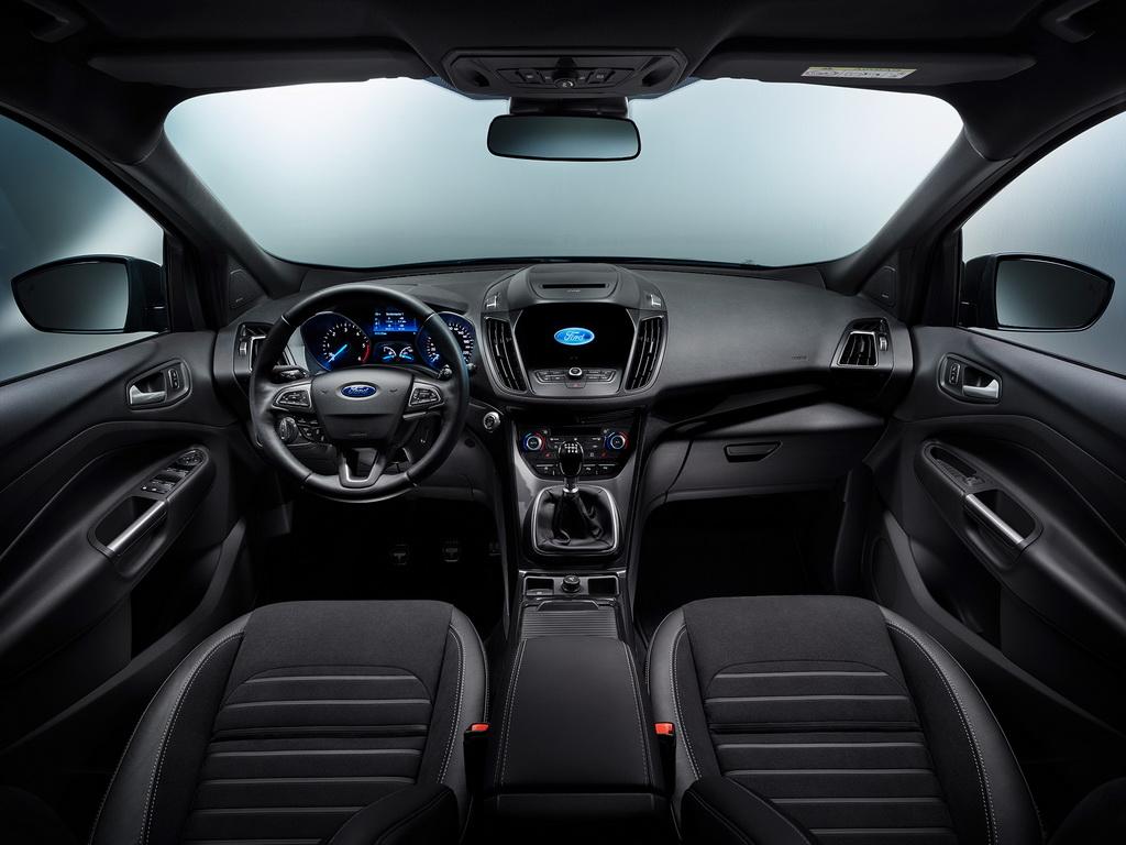 Ford Kuga: технические характеристики, цены, отзывы, фото ...