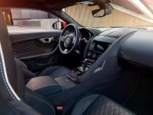 Интерьер нового Jaguar F-Type SVR фото