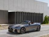Внешний вид Jaguar F-Type SVR родстер
