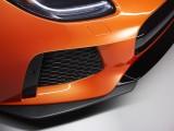 Воздухозаборники и сплиттер Jaguar F-Type SVR фото