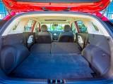 Багажное отделение Kia Niro со сложенными задними сиденьями