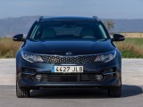 Kia Optima Sportswagon фото передней части