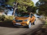 Opel Mokka X 2016-2017 фото