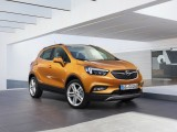 Новый Opel Mokka X - фото кроссовера