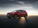 Peugeot 2008 2016-2017 фото внешний облик