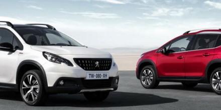 Peugeot 2008 2016-2017