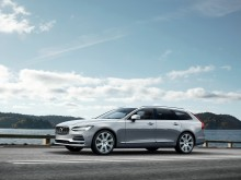 Volvo V90 2016-2017 - фото, цены и комплектации, характеристики, видео тест-драйвы