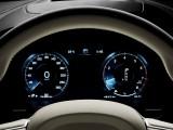 Volvo V90 приборная панель