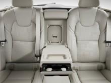 Задний ряд сидений Volvo V90 фото