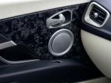 Детали отделки салона Aston Martin DB11