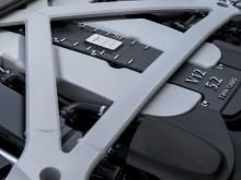 Мощный 608-сильный V12 под капотом Aston Martin DB11