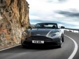 Новый внешний вид Aston Martin DB11 2016-2017 фото