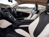 Отделка интерьера Aston Martin DB11