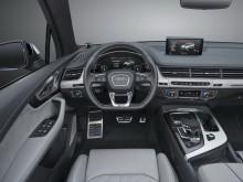 Интерьер Audi SQ7 2016-2017 фото