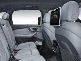 Задний ряд сидений Ауди SQ7 со съемными планшетами