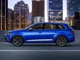 Силуэт «заряженного» Audi SQ7 2016-2017 фото