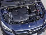 Универсал Mercedes CLA фото мотора