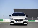 Купе Mercedes-AMG CLA45 фото передней части