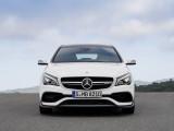 Универсал Mercedes-AMG CLA45 носовая часть
