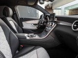 Mercedes GLC Coupe дизайн интерьера